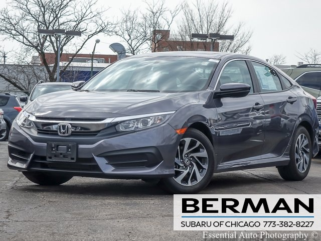 Pre Owned 2016 Honda Civic Ex
