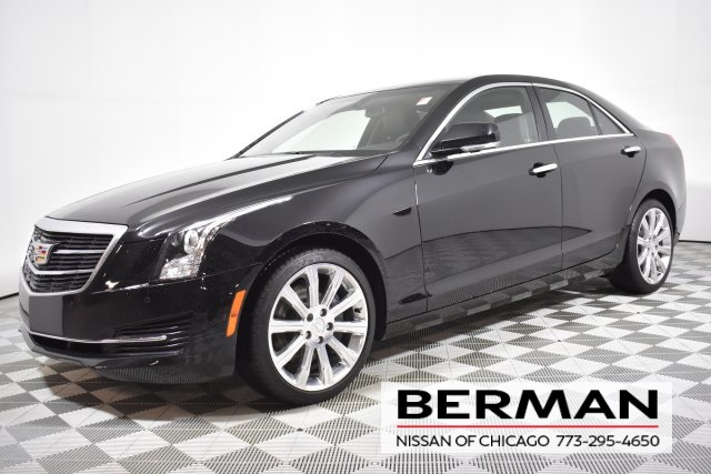 Pre Owned 2016 Cadillac Ats 2 0l Turbo Luxury