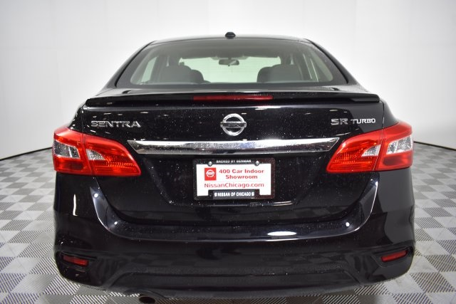 Certified Pre-Owned 2019 Nissan Sentra SR
