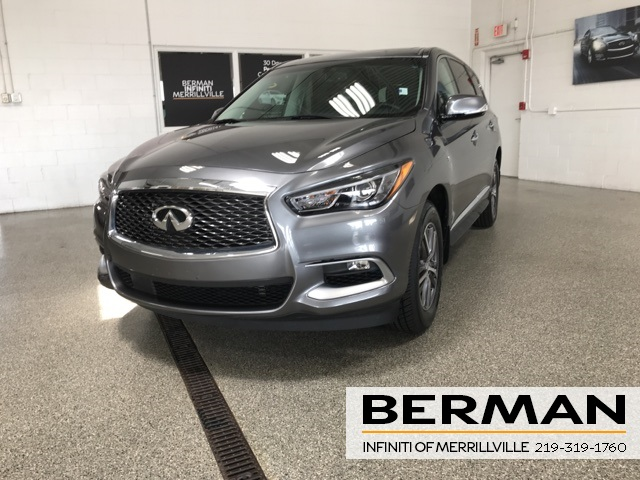 Certified Pre-Owned 2016 INFINITI QX60 Luxury