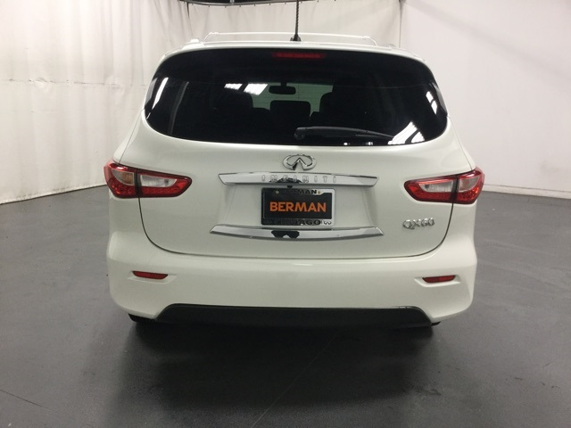 Certified Pre-Owned 2015 INFINITI QX60 Base