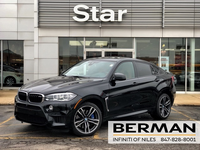 Bmw Pre Owned >> Pre Owned 2016 Bmw X6 M Base 4d Sport Utility In Niles Pi0112
