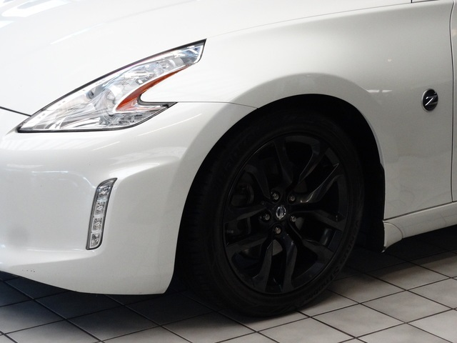 Certified Pre-Owned 2015 Nissan 370Z Touring