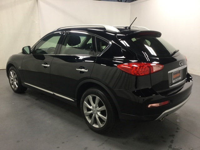 Certified Pre-Owned 2016 INFINITI QX50 Base