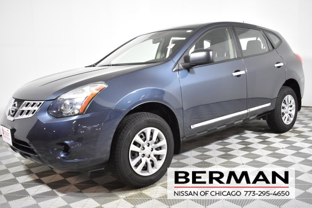 Nissan Rogue Select >> Pre Owned 2014 Nissan Rogue Select S 4d Sport Utility In Niles
