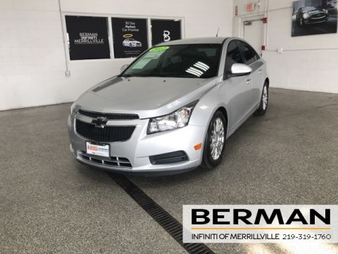 Pre-Owned 2012 Chevrolet Cruze ECO